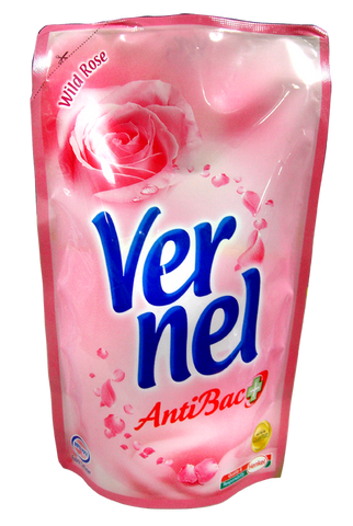 Vernel Wild Rose Fabric Conditioner 400ml