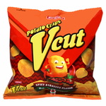VCut Spicy Barbecue Chips 25g