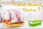 Whole Dressed Chicken 250kg