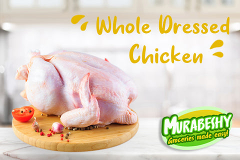Whole Dressed Chicken 500kg