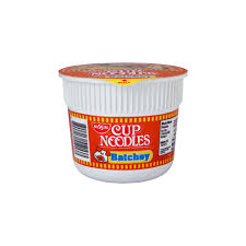 Nissin Cup Batchoy Mini 40g