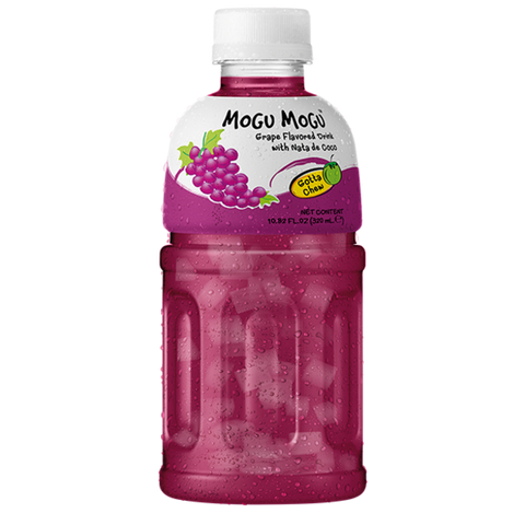 Mogu Mogu Juice Grapes 320ml