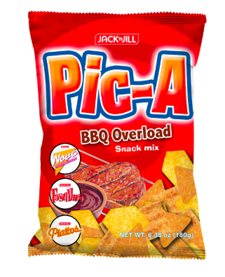 Pic-A Barbecue Overload 180g