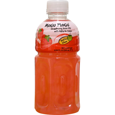 Mogu Mogu Juice Strawberry 320ml