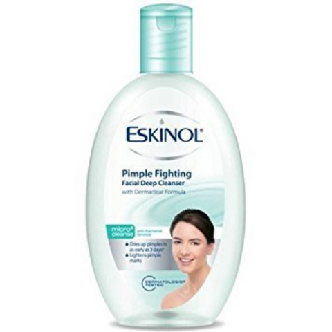 Eskinol Pimple Facial Cleanser 225ml