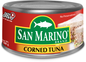 San Marino Corned Tuna Red 180g