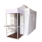 Testing Booth/Sanitation Tent