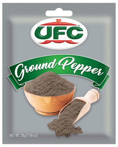 UFC Ground Pepper 30g