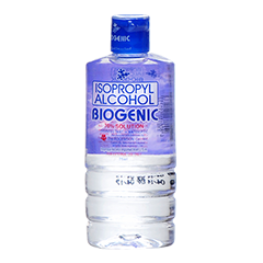 Biogenic Alcohol Blue 500ml