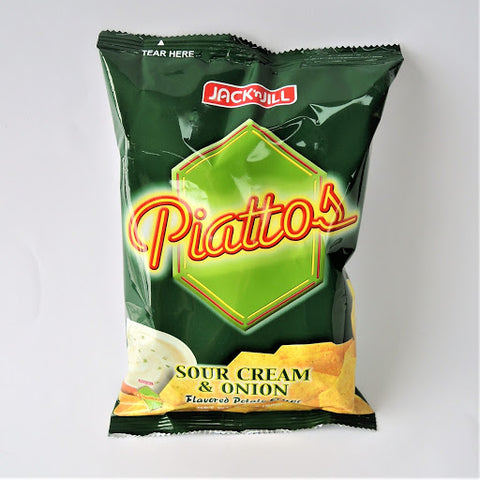 Piattos Sour Cream and Onion 85g
