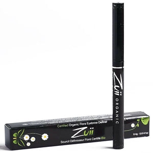 Shop Certified Organic Eyebrow Definer in Taupe by Zuii Organic - Let's make it a trend #explorebeautiful eyebrows