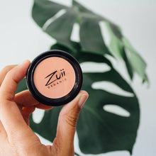Load image into Gallery viewer, Shop Certified Organic Face Blush in Mango by Zuii Organic - Let's make it a trend #explorebeautiful eyeliners