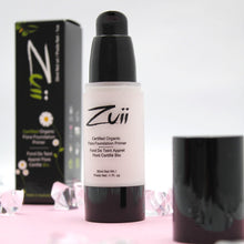 Load image into Gallery viewer, Shop Certified Organic Foundation Face Primer by Zuii Organic - Let's make it a trend #explorebeautiful face primers