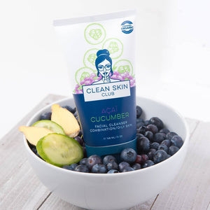 Shop Acai Cucumber Facial Cleanser by Clean Skin Club - Let's make it a trend #explorebeautiful skincare