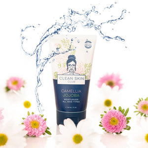 Shop Camillia Jojoba Moisturizer by Clean Skin Club - Let's make it a trend #explorebeautiful skincare