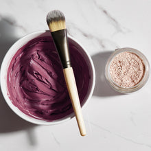 Load image into Gallery viewer, Shop Soothe Pink Clay Face Mask by Niu Body - Let's make it a trend #explorebeautiful skincare masks