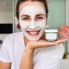 Load image into Gallery viewer, Shop Detox Green Clay Face Mask by Niu Body - Let's make it a trend #explorebeautiful skincare masks