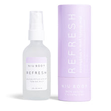 Load image into Gallery viewer, Shop Refresh Eucalyptus Toning Skincare Mist by Niu Body - Let's make it a trend #explorebeautiful skincare toners