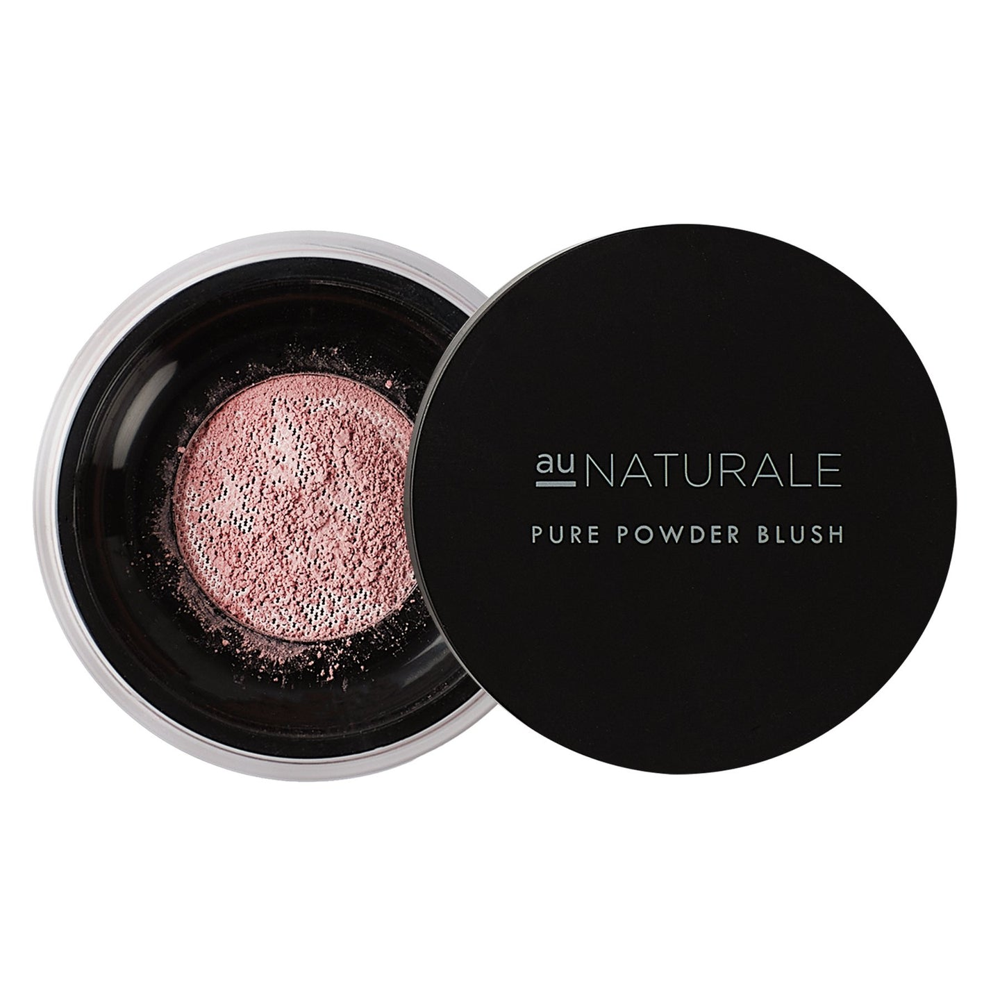 Shop Pure Powder Blush in Pink Lady by Au Naturale Cosmetics - Lets make it a trend #explorebeautiful face and makeup blushes