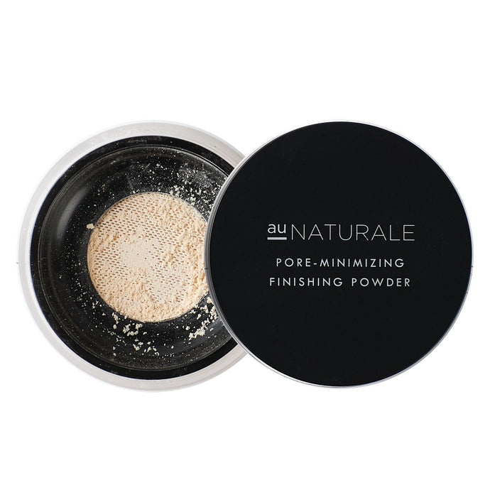 Shop Pore Minimizing Finishing Powder by Au Naturale Cosmetics - Lets make it a trend #explorebeautiful face and makeup setting powders