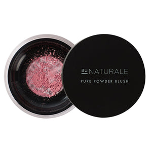 Shop Pure Powder Blush in Pink Champagne by Au Naturale Cosmetics - Lets make it a trend #explorebeautiful face and makeup blushes