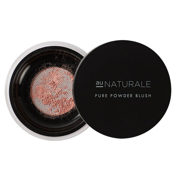 Shop Pure Powder Blush in Gilded Sunset by Au Naturale Cosmetics - Lets make it a trend #explorebeautiful face and makeup blushes