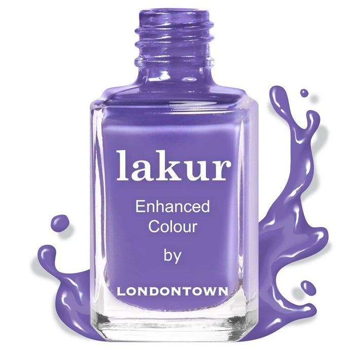 Shop Purple Reign Nail Polish by London Town - Let's make it a trend #explorebeautiful nail polish
