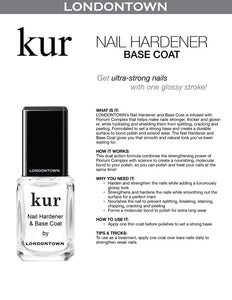 kur Nail Hardener & Base Coat