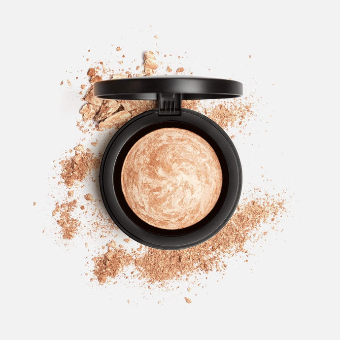 Shop Makarena Mink Marble Mineral Baked Powder Blush by Mirenesse - Let's make it a trend #explorebeautiful face blushes