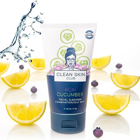 Shop Acai Cucumber Cleanser by Clean Skin Club - Let's make it a trend #explorebeautiful skincare