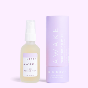 Awake Rose Toning Mist