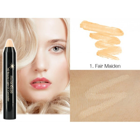 Shop High Coverage Concealer in Fair Maiden by Mirenesse - Let's make it a trend #explorebeautiful face primers and color correctors