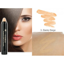Load image into Gallery viewer, Shop High Coverage Concealer in Barely Beige by Mirenesse - Let's make it a trend #explorebeautiful face primers and color correctors