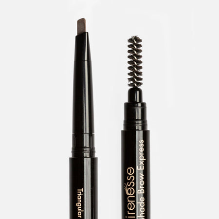 Shop 3D Multishade Brow Express Waterproof Universal Pencil & Styler by Mirenesse - Let's make it a trend #explorebeautiful eyes and eyebrows