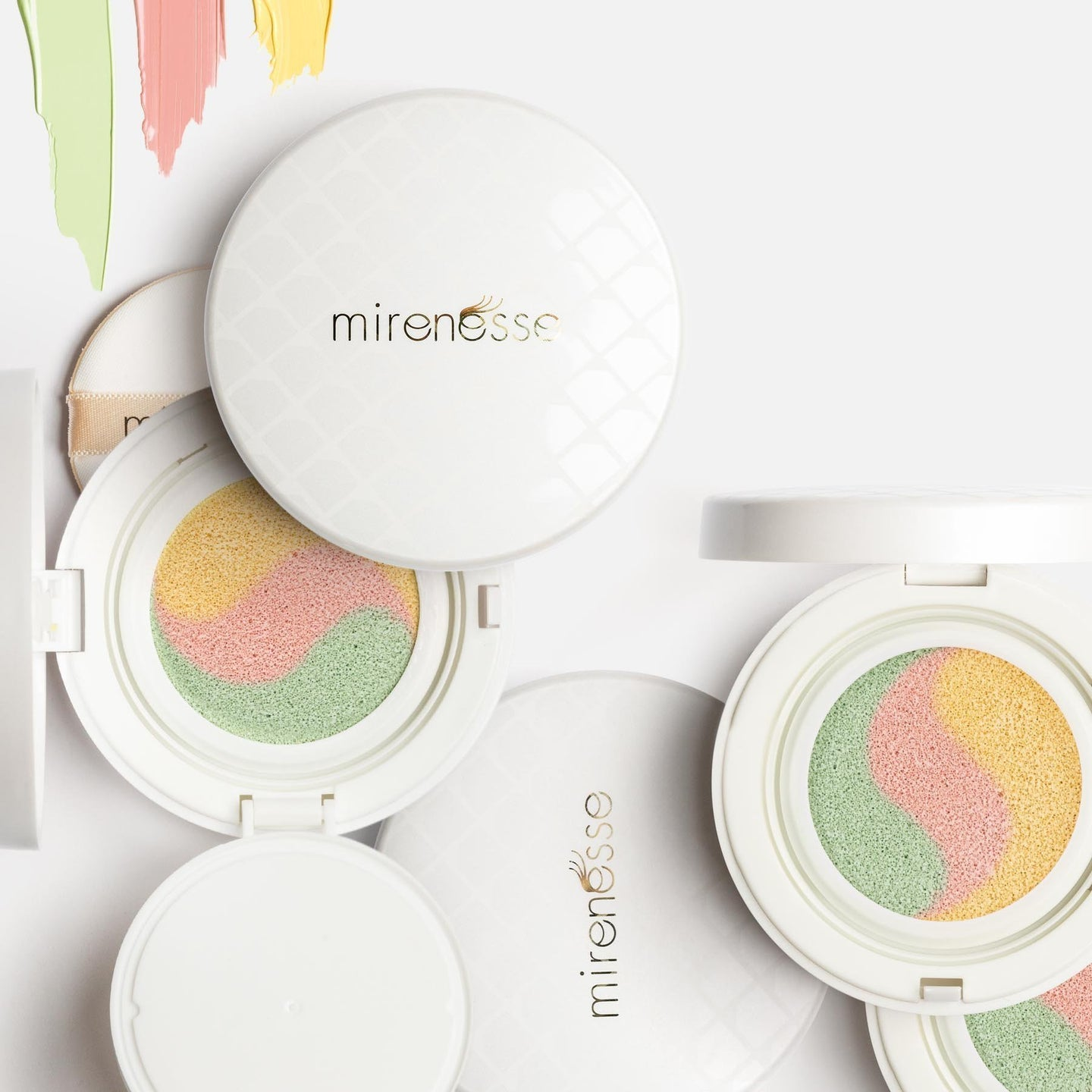 Shop Tone Correcting Makeup Primer by Mirenesse - Let's make it a trend #explorebeautiful face primers and color correctors