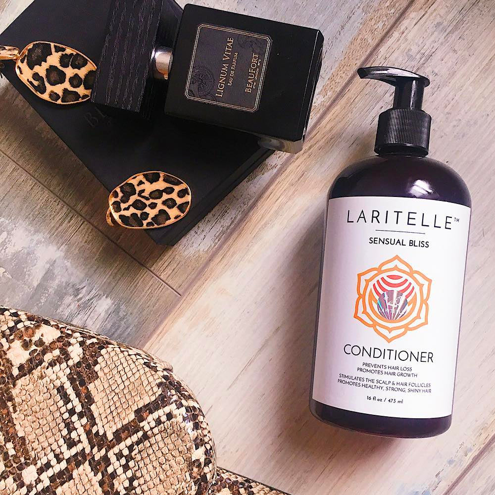 Shop Sensual Bliss Organic Conditioner by Laritelle - Let's make it a trend #explorebeautiful haircare conditioners