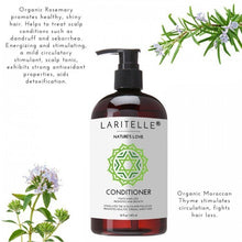 Load image into Gallery viewer, Shop Nature's Love Organic Conditioner by Laritelle - Let's make it a trend #explorebeautiful haircare conditioners