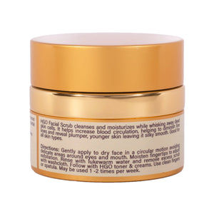 Shop Facial Scrub by Honey Girl Organics - Let's make it a trend #explorebeautiful skincare and skin scrums