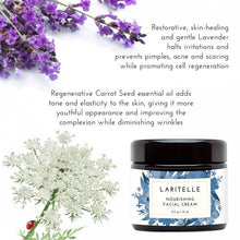 Load image into Gallery viewer, Shop Organic Nourishing Facial Cream by Laritelle - Let's make it a trend #explorebeautiful skincare moisturizers