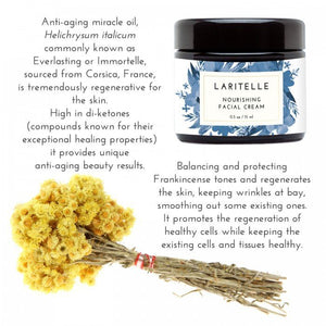 Shop Organic Nourishing Facial Cream by Laritelle - Let's make it a trend #explorebeautiful skincare moisturizers