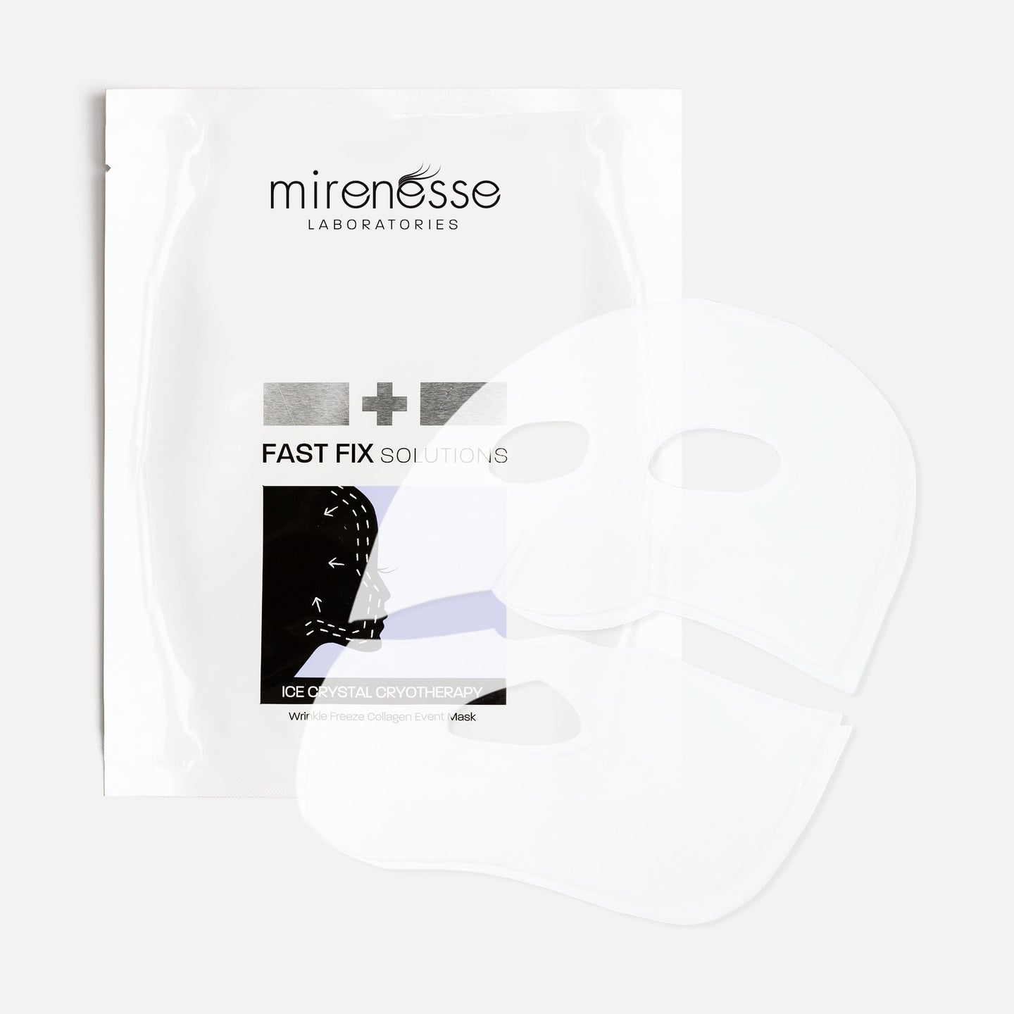 Shop Wrinkle Freeze Face Mask by Mirenesse - Let's make it a trend #explorebeautiful skincare masks