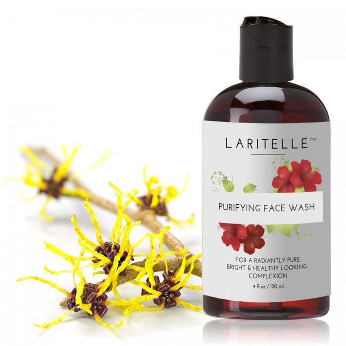 Shop Organic Purifying Face Wash by Laritelle - Let's make it a trend #explorebeautiful skincare cleansers
