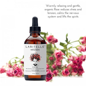 Shop Fertile Roots Organic Hair Loss Treatmen by Laritelle - Let's make it a trend #explorebeautiful haircare treatments