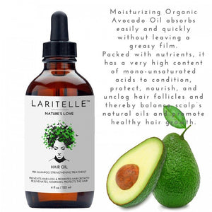 Shop Nature's Love Organic Hair Loss Treatment by Laritelle - Let's make it a trend #explorebeautiful haircare treatments