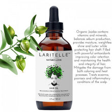 Load image into Gallery viewer, Shop Nature's Love Organic Hair Loss Treatment by Laritelle - Let's make it a trend #explorebeautiful haircare treatments
