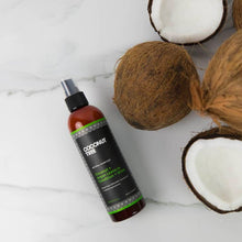 Load image into Gallery viewer, Shop Coconut & Argan Leave In Conditioner Haircare by Coconut Tree - Let's make it a trend #explorebeautiful haircare treatments