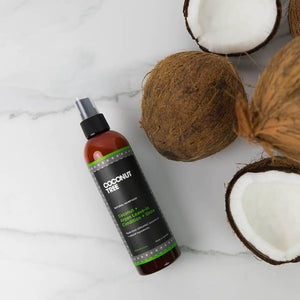 Shop Coconut & Argan Leave In Conditioner Haircare by Coconut Tree - Let's make it a trend #explorebeautiful haircare treatments