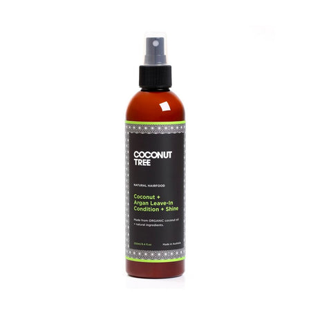 Shop Coconut & Argan Leave In Conditioner Haircare by Coconut Tree - Let's make it a trend #explorebeautiful haircare treatments. japanese beauty products, kjaer makeup, kjaer weis makeup, la makeup, luxury makeup, make beauty, make cosmetics, make make makeup, make makeup, make up brands, make up make up, make up natural, makeup animal.