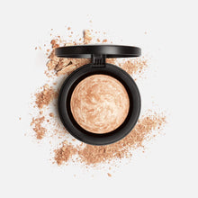 Load image into Gallery viewer, Shop Makarena Mink Marble Mineral Baked Powder Blush by Mirenesse - Let's make it a trend #explorebeautiful face blushes