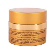 Load image into Gallery viewer, Shop Night Cream Moisturizer by Honey Girl Organics - Let's make it a trend #explorebeautiful skincare and skin moisturizers